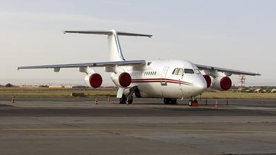 A6-RJ1 - British Aerospace Avro RJ85 - Private