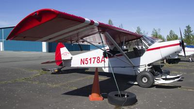 N5178A - Piper PA-18-150 Super Cub - Private