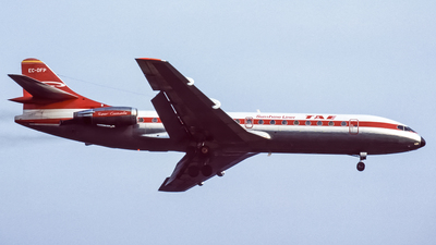 EC-DFP - Sud Aviation SE 210 Caravelle 10B3 - Trabajos Aereos y Enlaces (TAE)