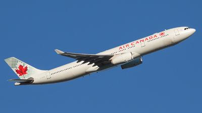 C-GHKR - Airbus A330-343 - Air Canada