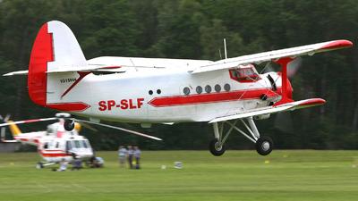 SP-SLF - PZL-Mielec An-2 - Aero Club - Ziemi Lubuskiej