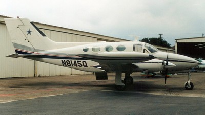 N8145Q - Cessna 414 - Private