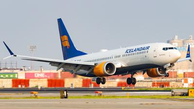 TF-ICU - Boeing 737-8 MAX - Icelandair