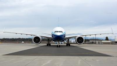 N779XW - Boeing 777-9X - Boeing Company