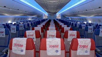 PR-XTA - Airbus A350-941 - TAM Linhas Aéreas
