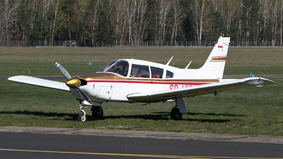 SP-MIC - Piper PA-28R-200 Cherokee Arrow II - Private