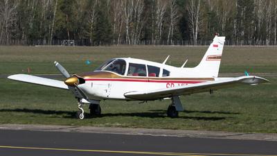 SP-MIC - Piper PA-28R-200 Cherokee Arrow II - Private