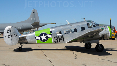 N314WN - Beech C-45H Expeditor - Private