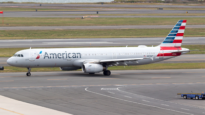 A picture of N974UY - Airbus A321231 - American Airlines - © Bora Polater