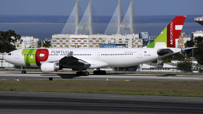 CS-TOM - Airbus A330-202 - TAP Portugal