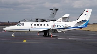 CS-DVZ - Cessna 550 Citation II - Private