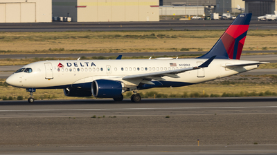 A picture of N112DU - Airbus A220100 - Delta Air Lines - © David Lee