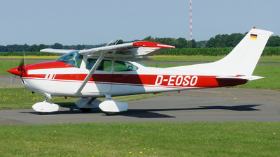 D-EOSO - Reims-Cessna F182Q Skylane II - Private