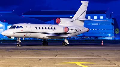 9H-CHZ - Dassault Falcon 50EX - SkyFirst