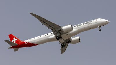 HB-AZL - Embraer 190-400STD - Helvetic Airways