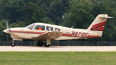 N871DC - Piper PA-28RT-201T Turbo Arrow IV - Private