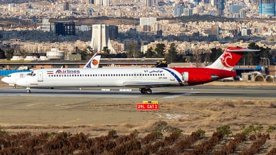 EP-TAR - McDonnell Douglas MD-83 - ATA Airlines [Iran]