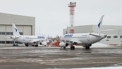 UWKD - Airport - Ramp