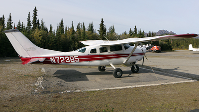 N72395 - Cessna U206D Super Skywagon - Private