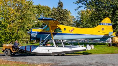 C-FHJW - De Havilland Canada DHC-2 Mk.I Beaver - Private