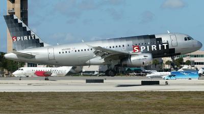 N509NK - Airbus A319-132 - Spirit Airlines