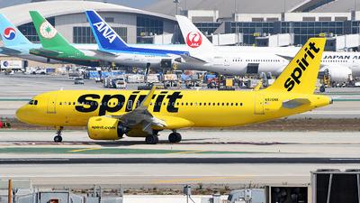 N926NK - Airbus A320-271N - Spirit Airlines