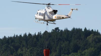EC-JXQ - Bell 412EP - Babcock MCS Spain