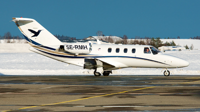 SE-RMH - Cessna 525 Citation CJ1 - Hummingbird Aviation Services