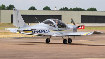 G-HMCF - Evektor EV-97 Eurostar - Private