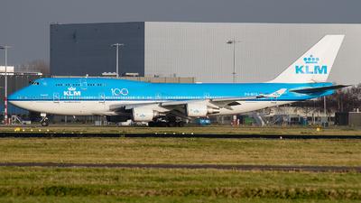 PH-BFG - Boeing 747-406 - KLM Royal Dutch Airlines