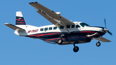 HP-7007 - Cessna 208B Grand Caravan - Private