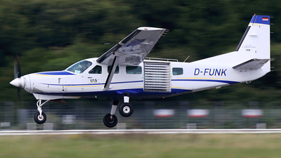 A picture of DFUNK - Cessna 208 Caravan I -  - © Kay Hansen