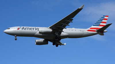 N291AY - Airbus A330-243 - American Airlines