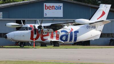 OY-PBI - Let L-410UVP-E20 Turbolet - BenAir