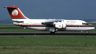 I-FLRI - British Aerospace BAe 146-200 - Meridiana