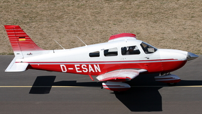 D-ESAN - Piper PA-28-181 Archer III - Private