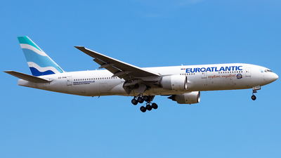 A picture of CSTFM - Boeing 777212(ER) - EuroAtlantic Airways - © YoungKyun Shin
