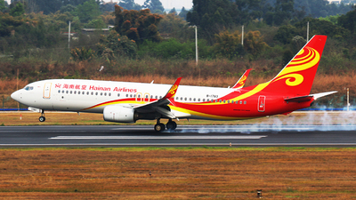 B-1783 - Boeing 737-84P - Hainan Airlines