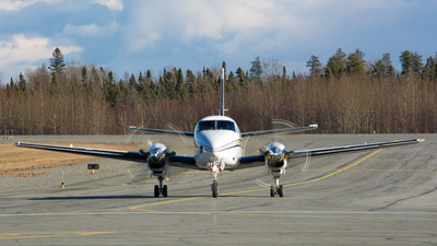 C-FPAJ - Beechcraft A100 King Air - Propair