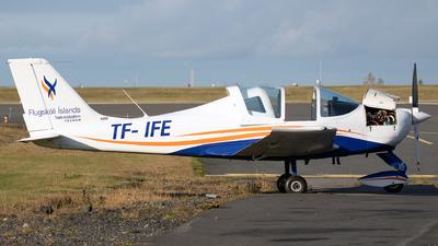 A picture of TFIFE - Tecnam P2002JF - [122] - © Łukasz Stawiarz