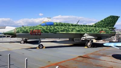 4105 - Mikoyan-Gurevich Mig-21PFM Fishbed - Vietnam - Air Force
