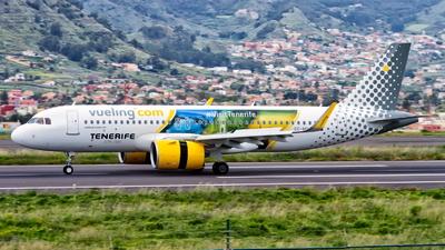 EC-NIX - Airbus A320-271N - Vueling