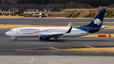 XA-AMZ - Boeing 737-8AS - Aeroméxico