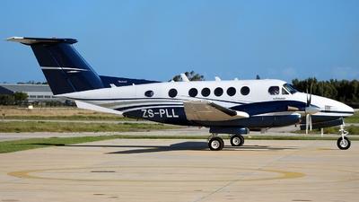 ZS-PLL - Beechcraft B200 Super King Air - National Airways Corporation (NAC)
