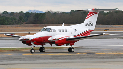 N803HC - Beechcraft F90 King Air - Private