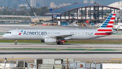 N980UY - Airbus A321-231 - American Airlines