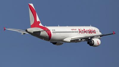 A picture of CNNMH - Airbus A320214 - Air Arabia - © Manuel Llama - Benalmadena Spotters