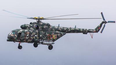 EP-688 - Mil Mi-171Sh-P - Perú - Army