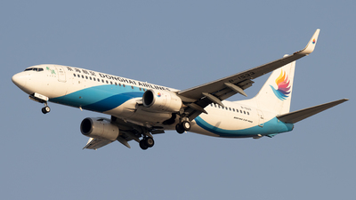 A picture of B1533 - Boeing 73783Z - Donghai Airlines - © Zongzha_Kaiguan