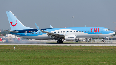 A picture of DATUJ - Boeing 7378K5 - TUI fly - © Thomas Ernst
